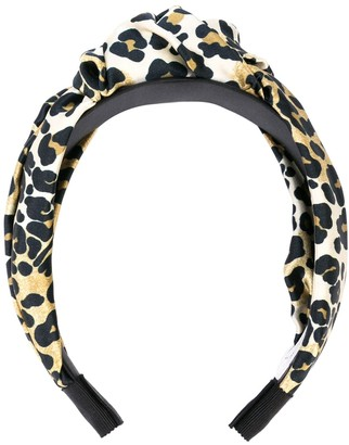 Jennifer Behr Fiona knotted headband