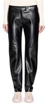 Acne Studios 'Svanborg' faux leather biker pants