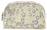 Nordstrom Bamko 'Cheetah' Canvas Cosmetics Bag