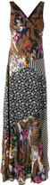 Etro multi-print maxi dress - women - Silk - 44