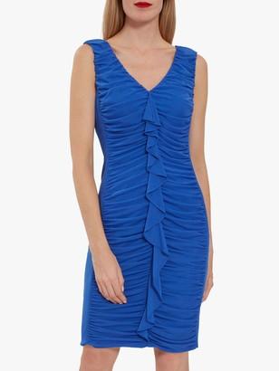 Gina Bacconi Junette Mesh Dress