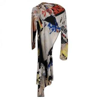 Marques Almeida Multicolour Viscose Dresses