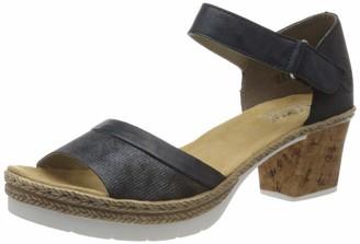 Rieker Women's Fruhjahr/Sommer V29A6 Closed Toe Sandals