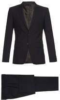 Givenchy Notch-lapel Wool Suit