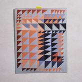 west elm Louisa Glenn Print - Meditation