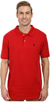 U.S. Polo Assn. Solid Interlock Polo