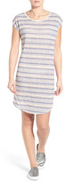 Velvet by Graham & Spencer Stripe Shift Dress