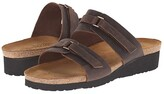 Naot Footwear Carly (Crazy Horse Leather) Women's Sandals