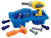 Fisher-Price ; Drillin' Action Tool Set