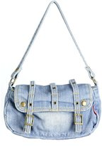 Donalworld Woeniniagnet Holo Crystal Jeans Deniessenger Shoulder Handbags