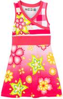 Desigual Toddler Girls' Vest_Tunez Dress, Azalea
