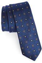 Michael Kors Boy's Neat Medallion Silk Tie