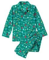 Gymboree Lights Pajama Set