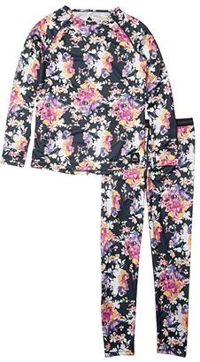 Burton Lightweight Set (Little Kids/Big Kids) (Secret Garden) Girl's Suits Sets