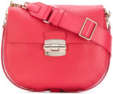 Furla saddle shoulder bag - women - Leather - One Size