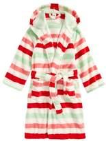 Tucker + Tate Girl's Hooded Fleece Robe