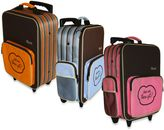 Bed Bath & Beyond The Shrunks Mini Travel Luggage in Orange Stripe