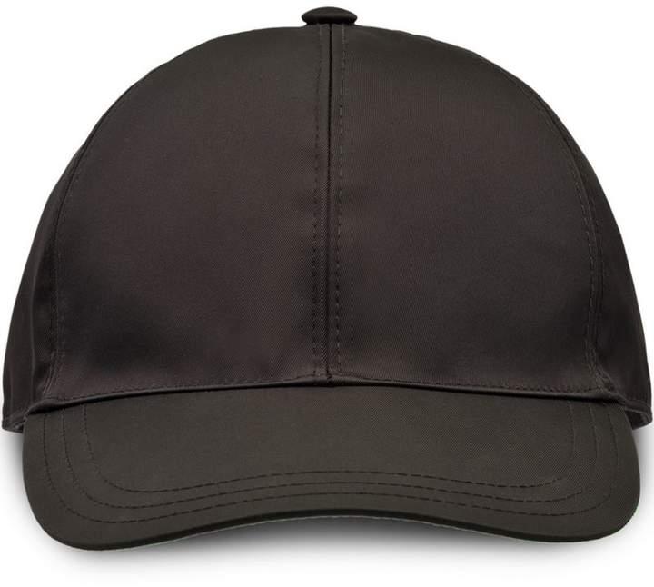 cd5f67f12 Mens Prada Baseball Cap - ShopStyle