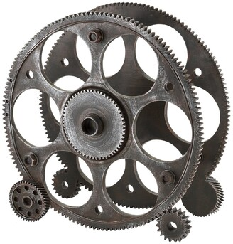 Foster & Rye Gears And Wheels Wine Rack