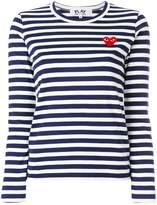 Comme des Garcons striped jumper