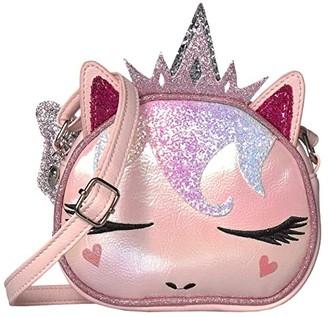 OMG! Accessories Sugar Glitter Metallic Unicorn Fairy Crossbody