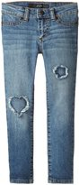 Joe's Jeans Mary Patch Jean (Toddler/Kid) - Blue - 6