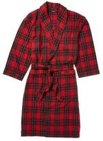 Logan Hill Men's Flannel Bath Robe