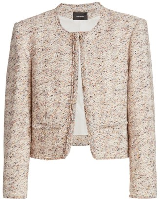 Isabel Marant Kelonia Tweed Jacket