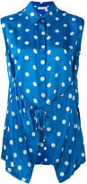 Christian Wijnants polka-dot jumpsuit - women - Silk - 36
