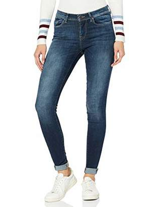 3.1 Phillip Lim ONLY NOS Women's Onlshape Reg Sk DNM Jeans Rea9820 Noos Skinny Dark Blue Denim, (Size