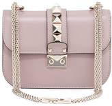 Valentino Small Rockstud Flap Lock-Chain Shoulder Bag
