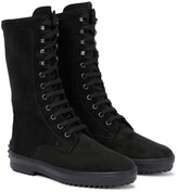 Thumbnail for your product : Tod's Gommino suede ankle boots