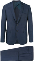 Tonello dinner suit - men - Elastodiene/Cupro/Wool - 48