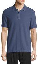 ATM Anthony Thomas Melillo Piqué Polo Shirt, Cadet Blue