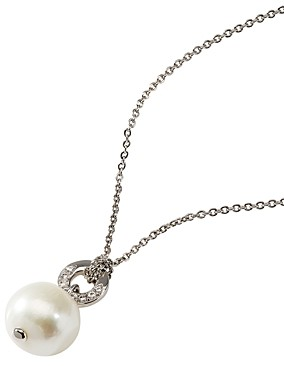 Nadri Nectar Cultured Freshwater Pearl Pendant Necklace, 16-18