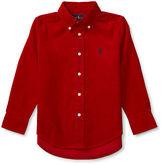 Ralph Lauren Cotton Corduroy Shirt