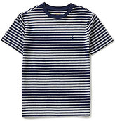 Ralph Lauren Big Boys 8-20 Striped Short-Sleeve Tee