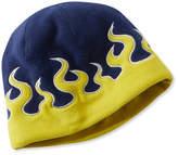L.L. Bean Kids' Fleece Flame Hat
