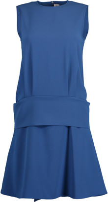 Victoria Victoria Beckham Fluid Crepe Scarf Dress