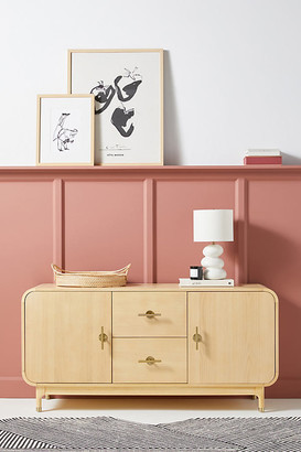 Anthropologie Nora Buffet By in Beige Size ALL