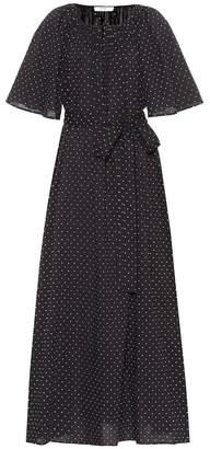 Marysia Swim Fil coupe cotton dress