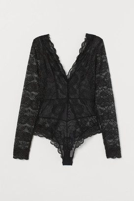 H&M Lace body