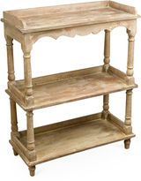 AA Importing Guthrie Bookshelf, Natural