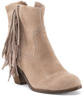 Side Fringe Boots - ShopStyle