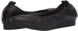 Aerosoles Wooster (Black Leather) Women's Shoes