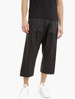 Y-3 Black Military Space Trousers
