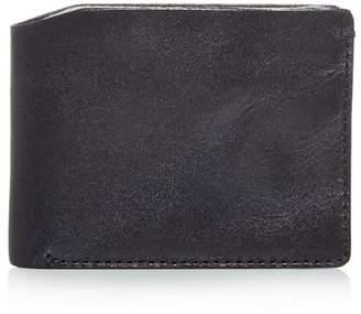 John Varvatos Bushwick Leather Bi-Fold Wallet