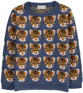 Simple Tiger Jumper
