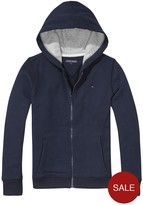 Tommy Hilfiger Tommy Classic Zip Through Hoodie