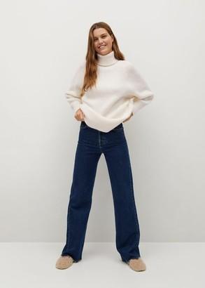 MANGO Turtleneck knitted sweater